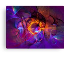 Attraction Canvas Print