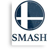 Smash! Metal Print