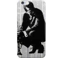 Miles around iPhone Case/Skin
