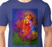Beekeeper, digital art Unisex T-Shirt