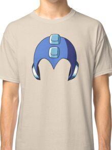 Mega Man Helmet Classic T-Shirt
