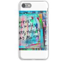 forever and a day iPhone Case/Skin
