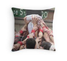 Tradicional Catalan III Throw Pillow