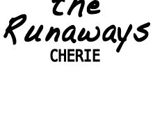Runaways Cherie Replica t Shirt by kmorris-b