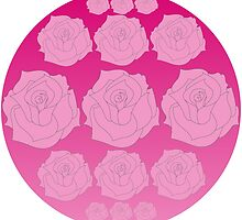 Roses by Lily Saltonstall