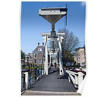 Swing bridge Poster
