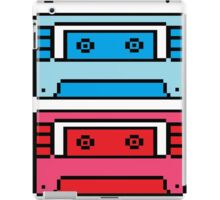 Retro Mix Tapes iPad Case/Skin
