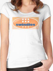 Swindles Women's Fitted Scoop T-Shirt