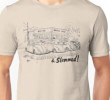 Waffle Haus ... Scattered , Covered & Slammed  Unisex T-Shirt