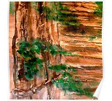 Tree Sitting Poster
