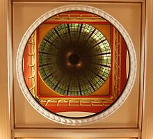 QVB Skylight by Dennis Brown