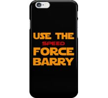 Force of Two Worlds (Text Only) iPhone Case/Skin