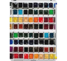 Paintbox Set iPad Case/Skin