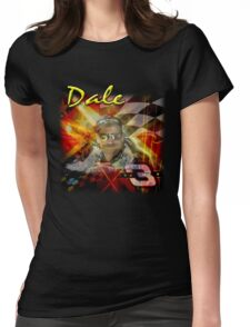Dale Earnhardt Senior Womens Fitted T-Shirt