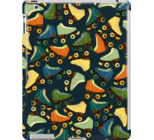 Retro skate iPad Case/Skin