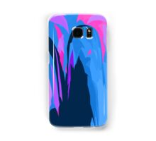 Now That Is An Eruption Abstract Digital Art Design Samsung Galaxy Case/Skin