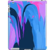 Now That Is An Eruption Abstract Digital Art Design iPad Case/Skin