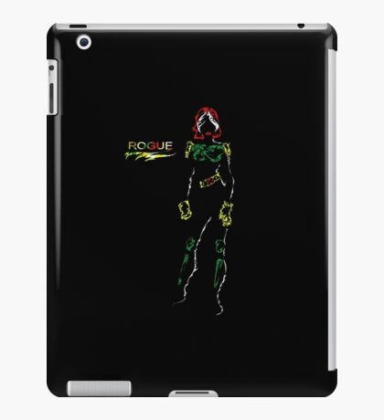 Rogue from XMEN iPad Case/Skin