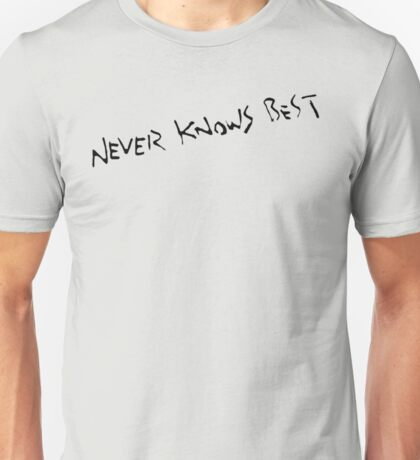 Never Knows Best - FLCL Unisex T-Shirt