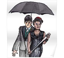 Gotham: Fish Mooney and The Penguin Poster