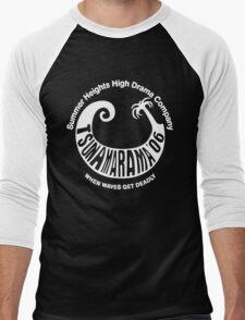 Tsunamarama Drama Company Men's Baseball ¾ T-Shirt