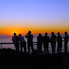 Sunset on Signal Hill by Carisma