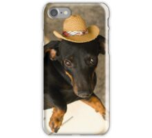 Ludwig's Hat iPhone Case/Skin