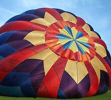Inflated ego by Linda Jackson