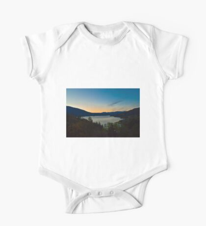 Whiskeytown Lake, Shasta County, California One Piece - Short Sleeve