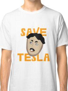 Save Tesla Classic T-Shirt