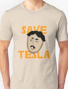 Save Tesla T-Shirt