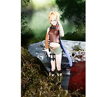 Rikku Photographic Print