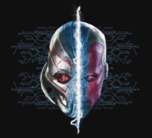 Ultron Vision  by ghostship