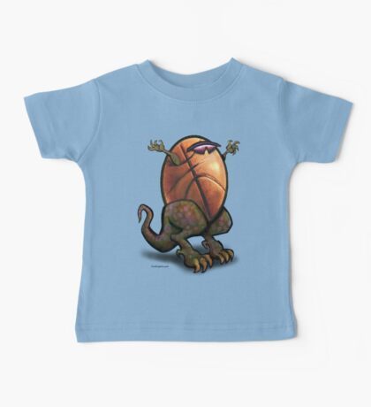 Basketball Saurus Rex Kids Clothes
