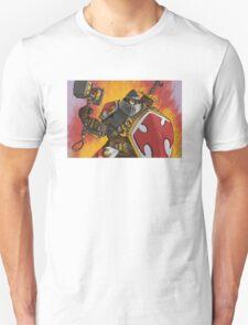 Judge Jury and Retributioner T-Shirt