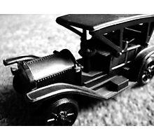 Toy Car Photographic Print