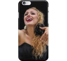 Singing Señorita! iPhone Case/Skin
