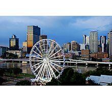 Brisbane City Photographic Print