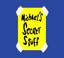 Michael's Secret Stuff by youveseenthese