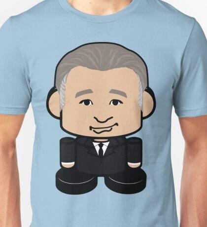 Maher Politico'bot Toy Robot 1.0 Unisex T-Shirt