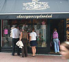 choccywoccydoodah, Brighton, England by Allen Lucas