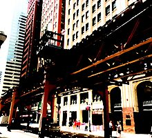 { chicago el series: 3 } by thecheekypixel