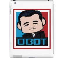 Ted Cruz Politico'bot 3.0 iPad Case/Skin