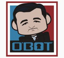 Ted Cruz Politico'bot Toy Robot 3.0 Kids Clothes