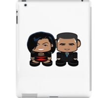 Greater Together Politico'bot Toy Robot 1.0 iPad Case/Skin
