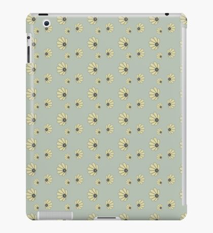 Earthy Floral iPad Case/Skin