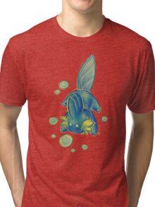 U liek Mudkips Tri-blend T-Shirt