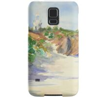 Fingal Lighthouse  Samsung Galaxy Case/Skin