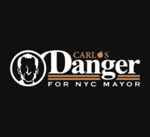 Carlos Danger For Mayor One Piece - Long Sleeve