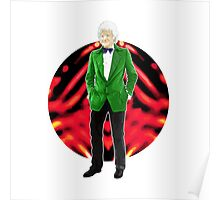 The 3rd Doctor - Jon Pertwee Poster